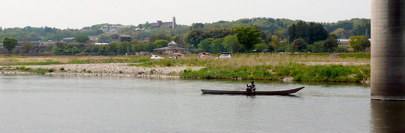 那珂川の船釣り